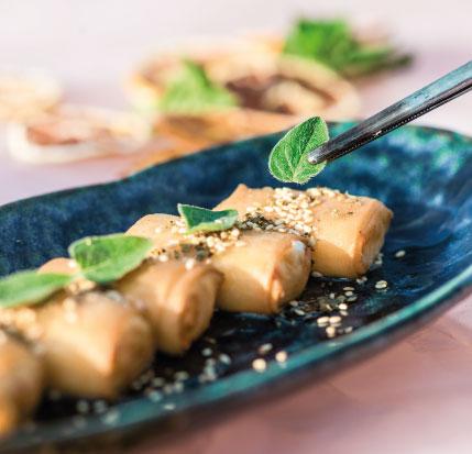 Iris Doha Dining Options