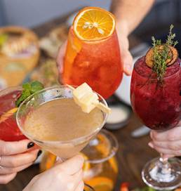 Iris Doha Specialty Beverages