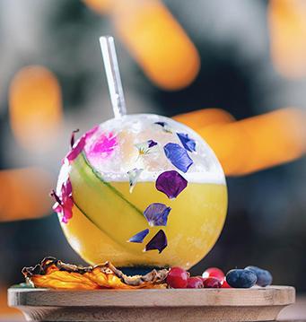 Iris Doha Signature Cocktails