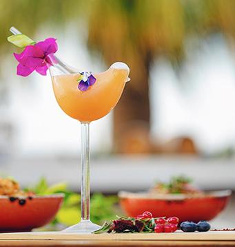 Iris Doha Cocktails