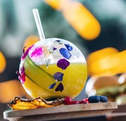 Iris Doha - Cocktails