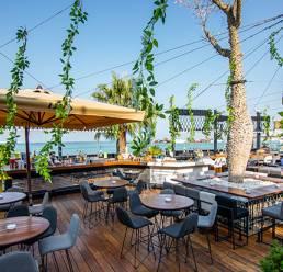 Iris Doha - Outdoor Terrace Day