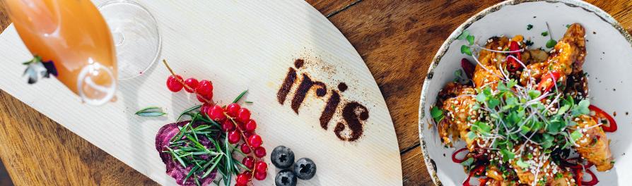 Iris - Food Menu